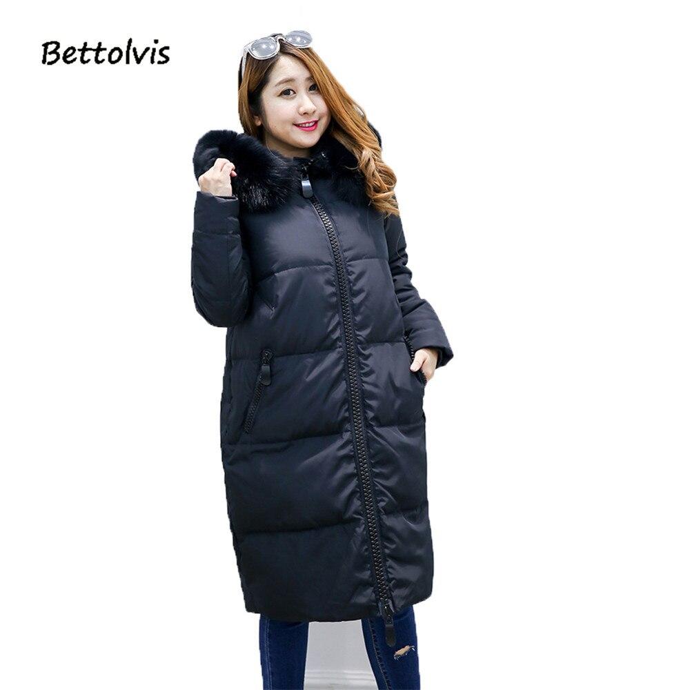 2018 новая зимняя куртка большого размера 8xl 9xl 10XL пуховик BP6999 женские меховые пальто среднего возраста плюс размер теплая коллекция