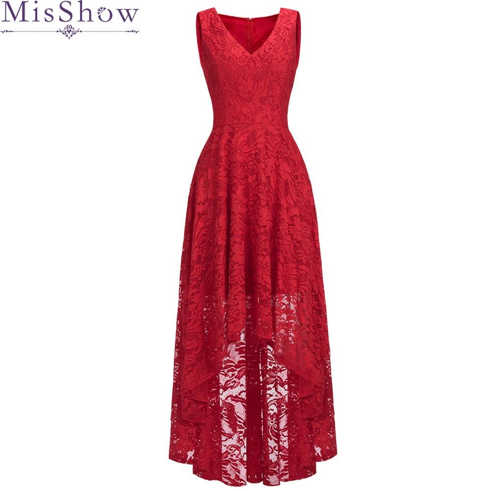 2019 красные вечерние платья больших размеров без рукавов бордовые короткие спереди длинные сзади женские вечерние платье, вечерний наряд ...