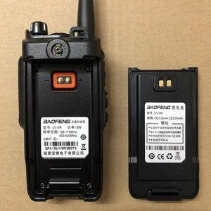 Image 5 - UV9R talkie walkie Baofeng 8W puissant double bande 2800mAh batterie IP67 étanche CB Radio bidirectionnelle UV 9R + usb câble radio bidirectionnelle