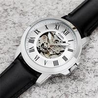 Fossil Men Automatic Watch Top Brand Luxury Fashion Mechanical Watch Men Sport Wristwatch