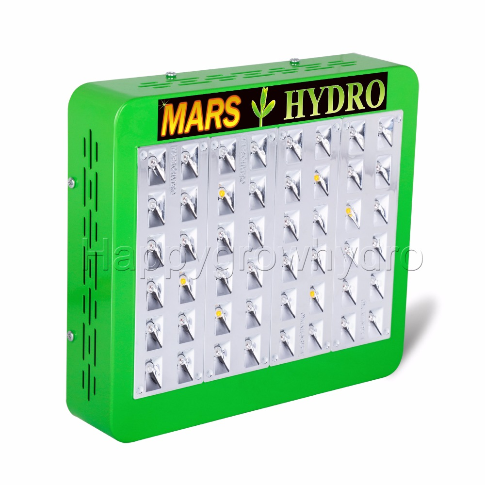 все цены на  Mars Hydro LED Grow Light Reflector240W Full Spectrum led lamp for grow tent, 2 year warranty  онлайн