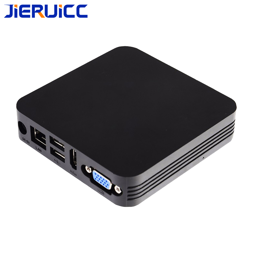 Cloud Computer Zero Client G4 With Quad-core 2.0Ghz CPU Fast And Durable,5USB Port.VGA.HDMI Dual Display For Office Working
