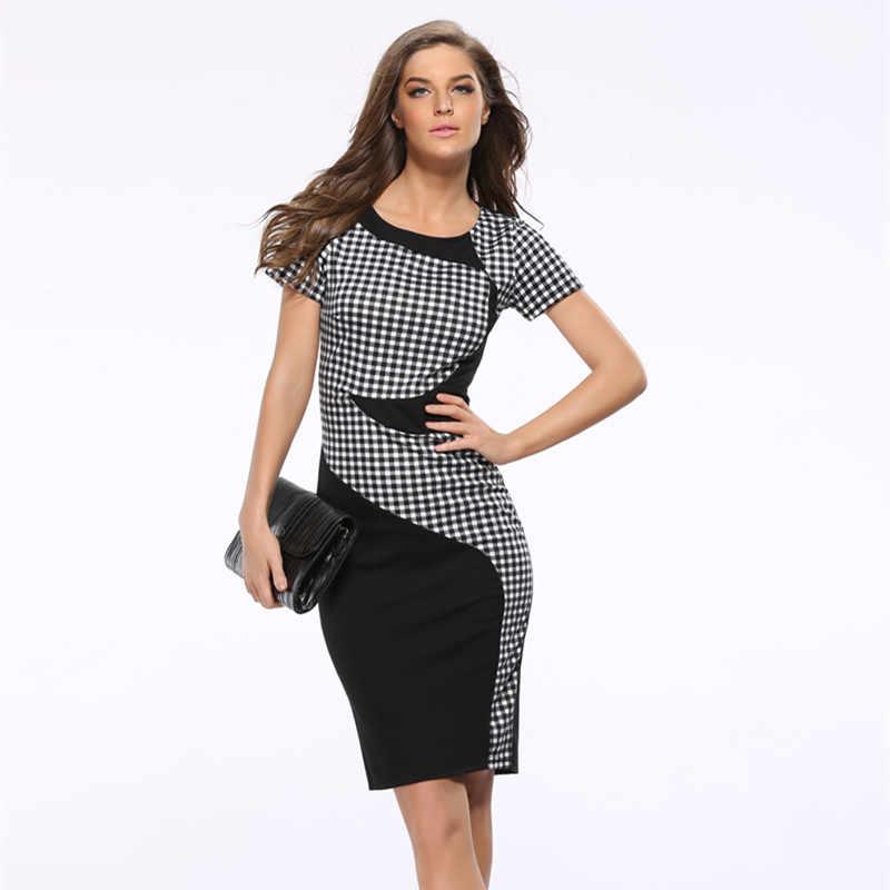 015bd883795 Новые летние стильные платья-футляры повседневные женские платья женская  одежда элегантные сексуальные модные однотонные платья