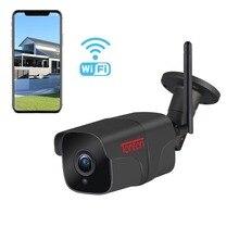 とんとん無線 lan 屋外 ip カメラ双方向オーディオ 1080 720 p 防水ワイヤレスセキュリティカメラ金属 tf カード記録 p2P ソニーセンサー