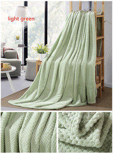 Image 4 - CAMMITEVER Thick Blankets for Sofa Home Textile Fleece Blanket Warm Soft Throw Sofa/Bed/Plane/Travel Bedspread Bed
