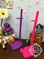 2016 Новая Бесплатная доставка 10 шт./лот Куклы Стенд Показать Держатель Для Monster игрушки Высокие куклы, кукла аксессуары