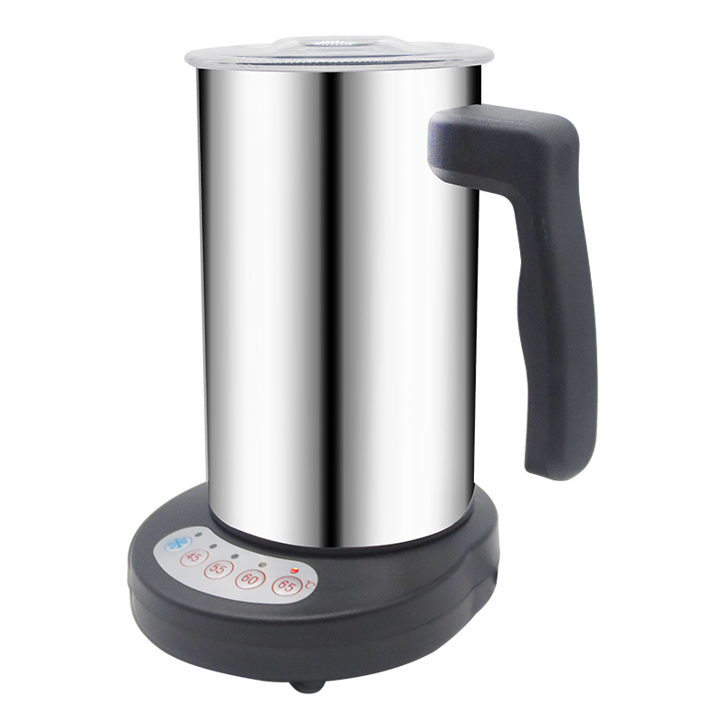 Infrared Magnetic Milk Frother Temperature Control Induction Electric Coffee Maker Kitchen ...