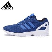 Original New Arrival 2016 Adidas Originals ZX FLUX Classics Men's Skateboarding Shoes Sneakers free shipping