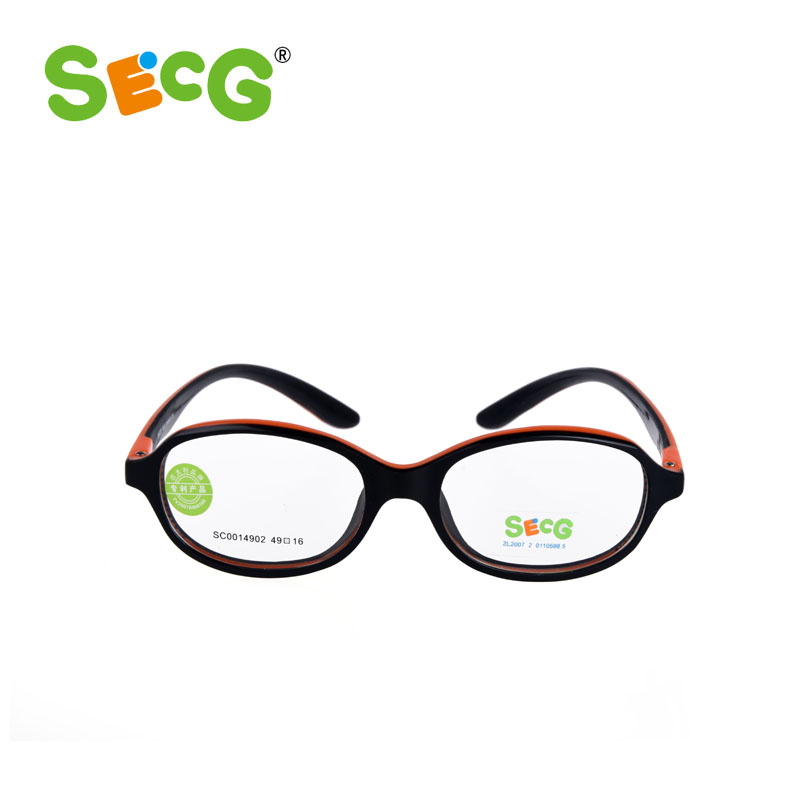 a7842889cfe9 Detail Feedback Questions about SECG Cute Flexible Children Prescription  Optical Glasses Myopia Tough Silicone Frame Kids Glasses Frame Eyewear on  ...
