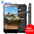 "NOMU S10 MTK6737 IP68 À Prova D' Água 4G Smartphone Android 6.0 Quad Core 1.5 GHz 2 GB + 16 GB de 8MP à prova de poeira À Prova de Choque 5.0 ""Telefone Móvel"