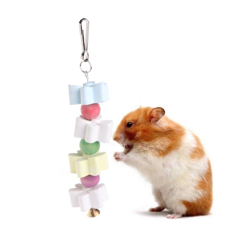 Small Pet Hamster Chew Mineral Stone Rabbit Chinchilla Bird Teeth Grinding Toy
