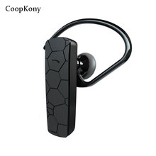 Coopkony Wireless Bluetooth Earphone Stereo Headset Bluetooth earphone sports Earbud Ear phone Handfree fone de ouvid for iPhone