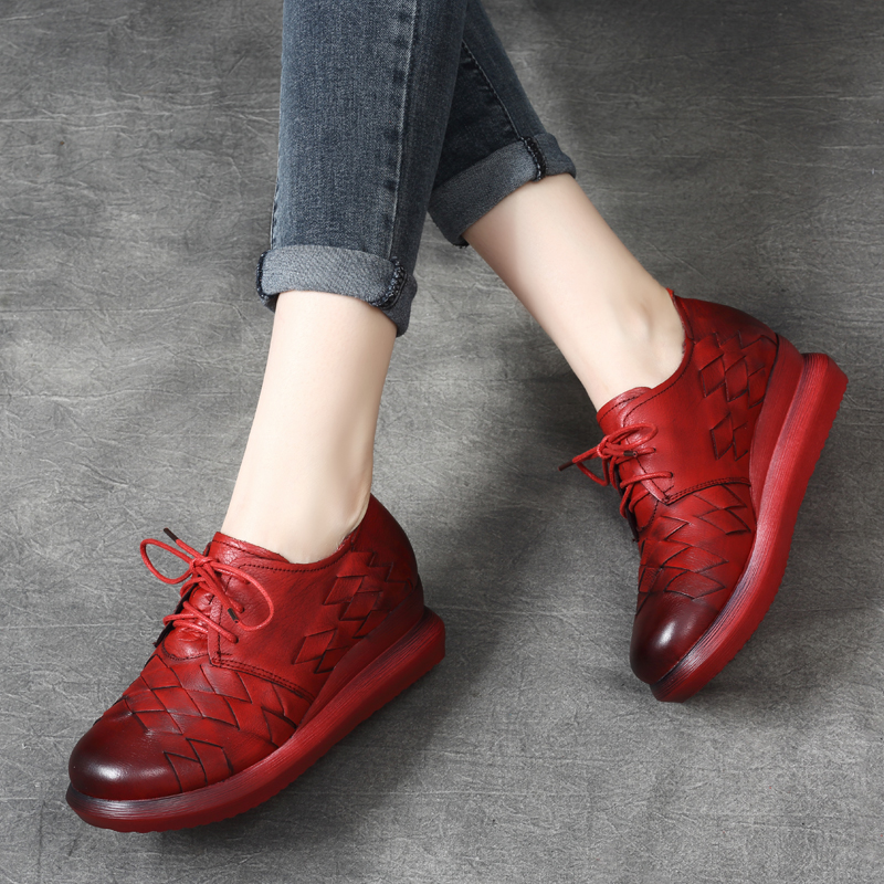 Soft Leather Women Pumps Casual Women Black Shoes Autumn 2018 Handmade Genuine Leather Pumps For Women Black 4 CM Low Heels ShoeSoft Leather Women Pumps Casual Women Black Shoes Autumn 2018 Handmade Genuine Leather Pumps For Women Black 4 CM Low Heels Shoe