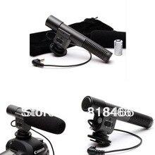ENVÍO LIBRE + número de seguimiento 1pcsSG-108 Shortgun Mic Video canon 5D Mark II 7D 60D T3i