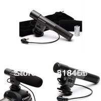 FREE SHIPPING Tracking Number 1pcsSG 108 Shortgun Mic Video For Canon 5D Mark II 7D 60D