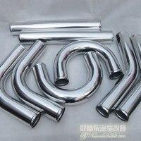 Turbo Interooler Pipe Kits 63M(2.5'') Aluminm Piping,High Quality Universal Aluminum Pipe 8 Piece Kits