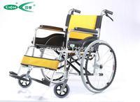 Cofoe Yiqiao stopu Aluminium składane i lekki Ręczny Wózek z hamulca
