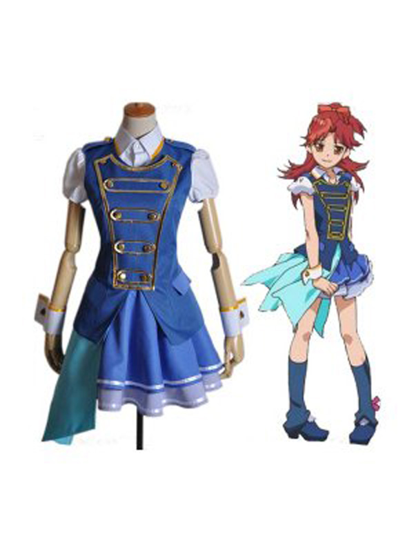 AKB0048 Cosplay Kanata Shinonome Blue Cosplay Show Costume Adult Anime Halloween Costumes for Women Dress Cosplay Costume