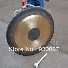ФОТО high quality brass ! 100% hand made chinese traditional 16''chao GONG