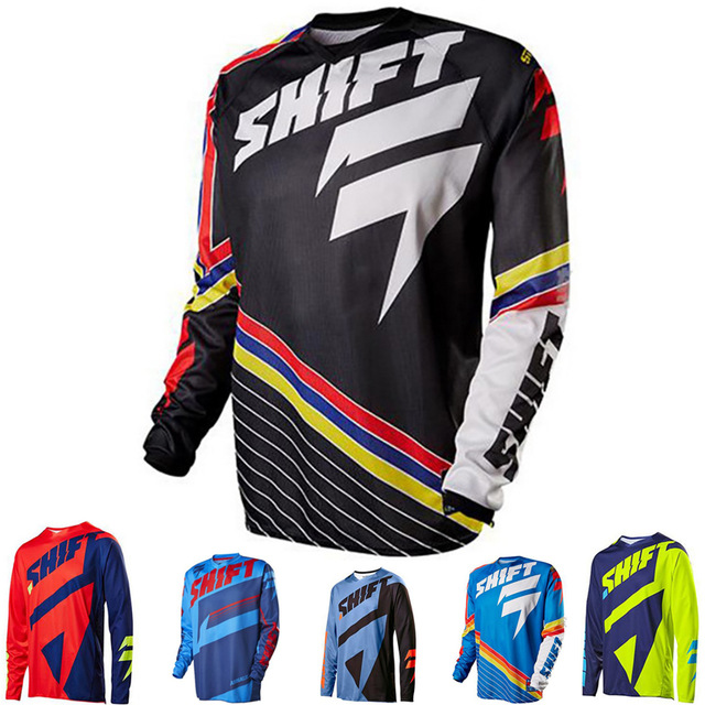 2018 Brand New Mountain downhill Bike long sleeve cycling Jersey DH MX RBX  MTB racing clothes Off-road Motocross Jersey maillot d1b316901