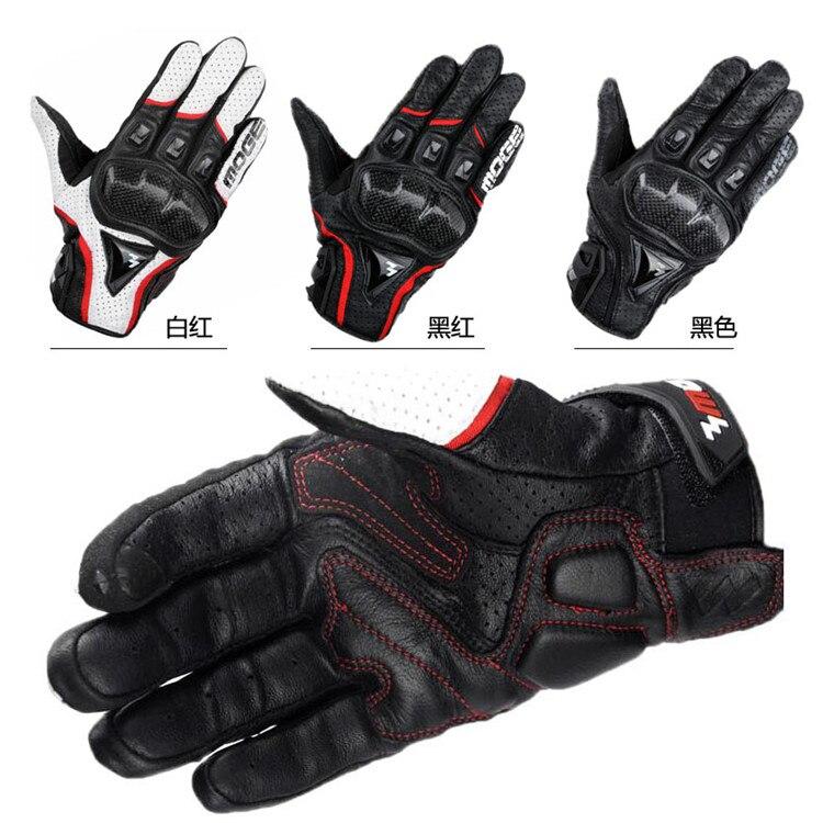 Course pit bike protéger moto rbike guantes luvas cuir moto cross guantes pour ktm gant moto protection des mains moto rcycle gants