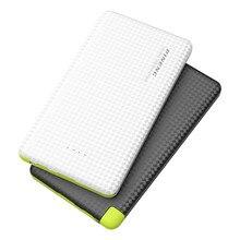 Оригинал 5000 мАч Мобильный Банк Питания Портативный Внешний Аккумулятор Зарядки Питания со СВЕТОДИОДНЫМ Индикатором для iPhone 6 Samsung Смартфон