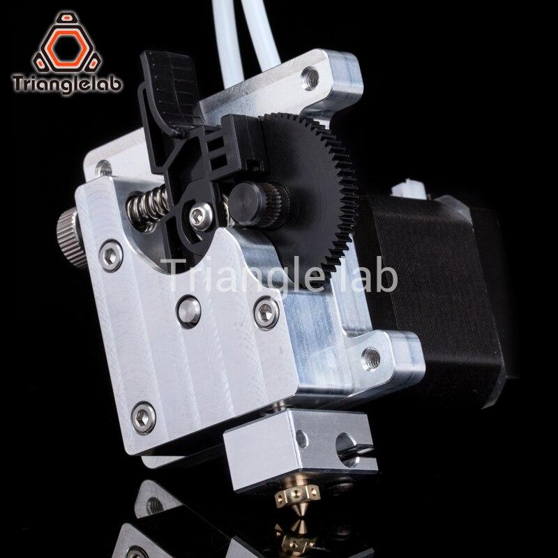 Trianglelab titan AQUA экструдер для 3d принтер diy обновления водяного охлаждения titan экструдер для e3d hotend для tevo 3d MK8 I3