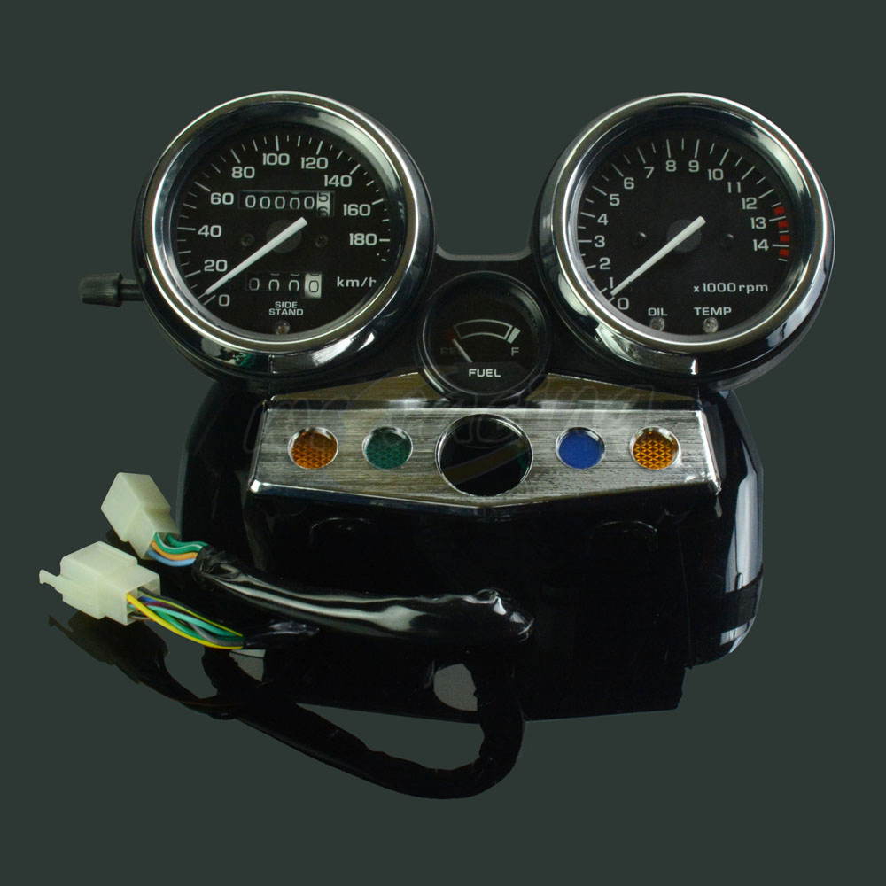 Motorcycle Tachometer Odometer Instrument Speedometer Gauge Cluster Meter For HONDA CB400 1995-1998 1995 1996 1997 1998