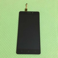 LTPro 100 Tested Working Black White LCD Display Touch Screen Digitizer Assembly For Lenovo S8 A7600