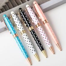 2018 classic signature pen fashion ballpoint pen business office gift pen school writing pen