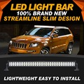 "Ironwalls Car Led Light Bar 42"" 240W Cree Chips Led Driving Light Spot Flood Combo Beam For Jeep Atv Utv 4x4 4WD"
