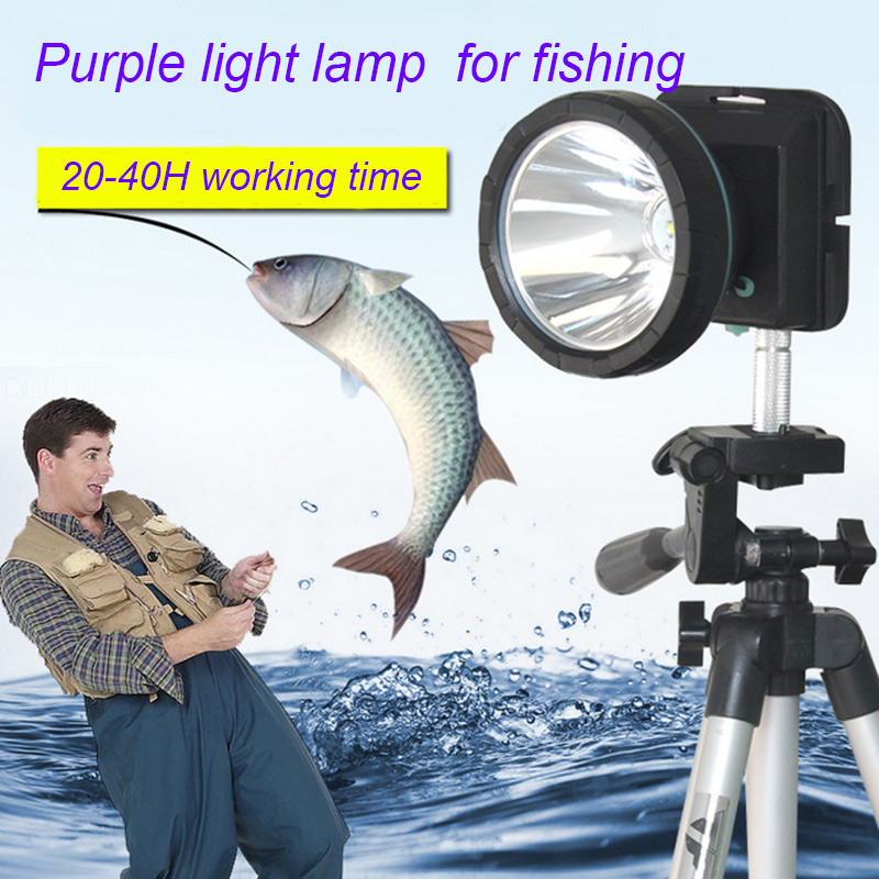 5W Pure light fishing light waterproof led fishinlight Rechargeable head flashlight for fishing hunting fishing float light high quality 2 mode power 5w led headlight 48000lx outdoor fishing headlamp rechargeable hunting cap light