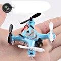 Nueva Llegada X-1506W Drone 2.4G 4CH 6-Axis Mini RC Gyro Quadcopter Con Cámara HD