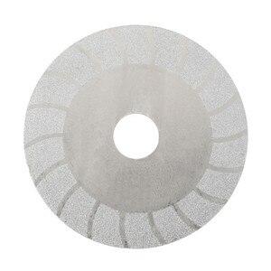 Image 3 - โปรโมชั่นที่ดีที่สุด1PC 4นิ้ว100มม.ใบเลื่อยวงเดือนเพชรเซรามิคหินแกรนิตแผ่นล้อTippedตัดเครื่องมือร้อนขาย