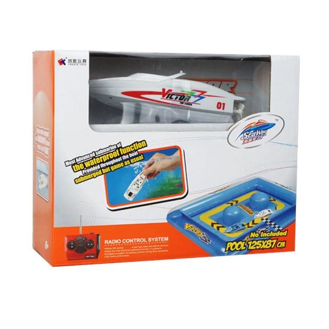 Mini High speed racing boat