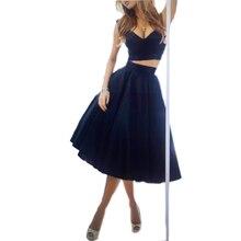Черные Сатиновые юбки до середины икры для девушек,, на молнии, для взрослых, юбка миди, модные, Faldas Mujer, женские юбки, вечерние, на заказ