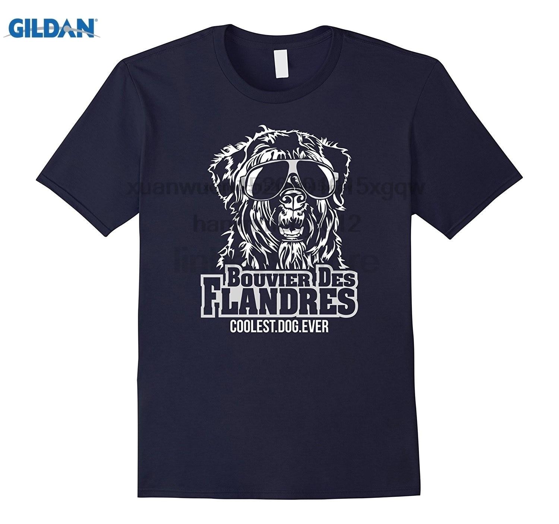 GILDAN BOUVIER DES FLANDRES cool Hund Hunde Shirt T-Shirt