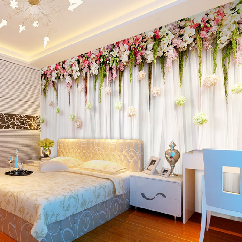 Decorate Curtains With Flowers Curtain Menzilperde Net