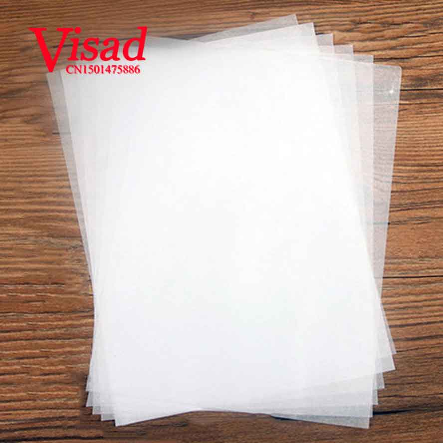 100 pcs/pack A4 senior Carbon Paper single face Copy Paper sulfuric acid tracing paper calligraphy copy paper drawings design цены онлайн