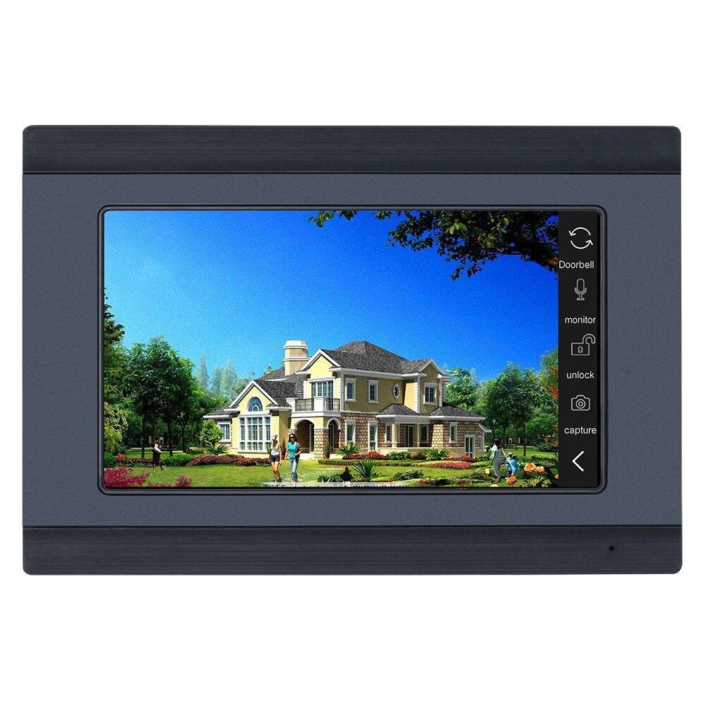 Inteligente Wifi intercomunicador Visual inteligente IR-CUT cámara HD IP Doorphone vista nocturna vídeo timbre de puerta de vídeo kits de timbre de puerta de teléfono