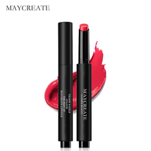 MayCreat Matte Lipstick Sexy Long Lasting Waterproof Flower Lipstick Matte Pencils Moisturizer Lips Makeup Set Lipstick Lip