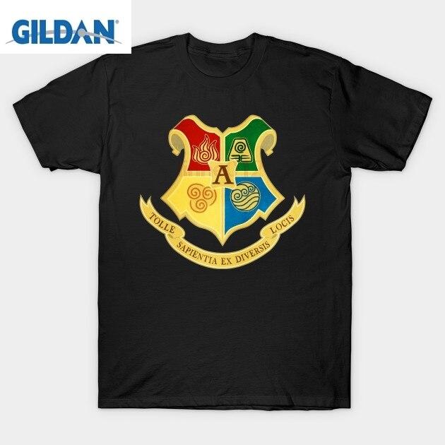 Harry t shirt The Avatar School of Bending T-Shirt potter shirt