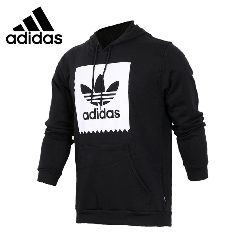 Original New Arrival 2018 Adidas Originals SOLID BB HOOD Men's Pullover Hoodies Sportswear цена