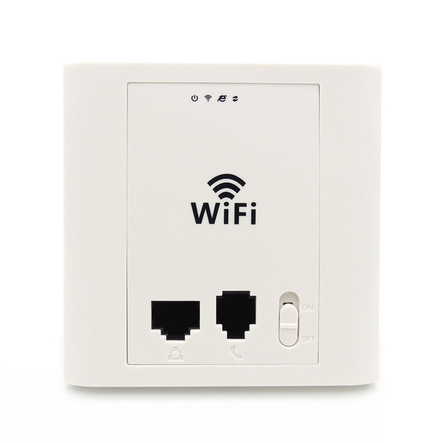 Indoor Steckdose Wireless Router Wifi Extender In Wand Access Point