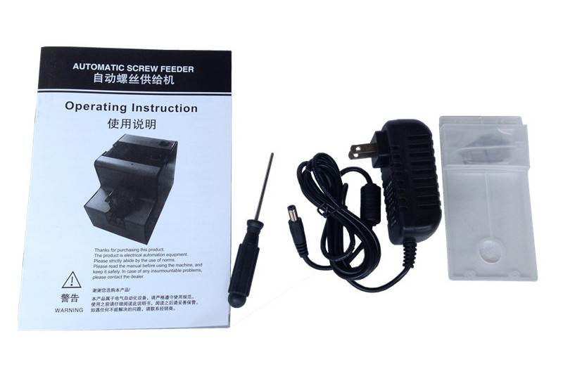 FA-580 BateRpak Alimentador de tornillo de conteo automático de - Accesorios para herramientas eléctricas - foto 2