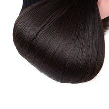 Beautiful Straight Natural Brazilian Hair Extension