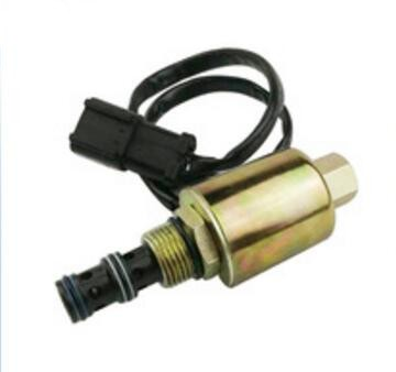 Free shipping! PC200-5 solenoid valve 20Y-60-22122/22121/22122 - Komatsu excavator rotary solenoid valve куплю запчастей б у к komatsu