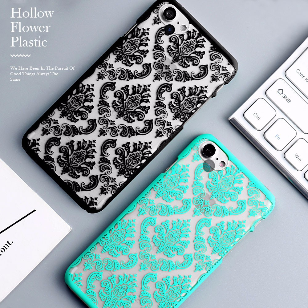 Cases For Google Pixel 2 Covers Henna Floral Retro For Google Pixel XL2 Case Hard Plastic For HTC Pixel2