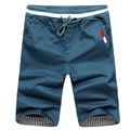 2016 Top Selling Summer Hot Mens Shorts Casual Slim Youths Men Beach Shorts Plus Size M--3XL
