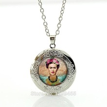 2017 Sale Collier Collares Maxi Necklace Retro Ethnic Style Necklace Choker Statement Art Frida Kahlo New Fashion Picture N342